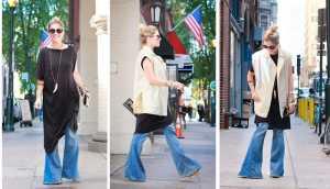 Agar Mudah Digulung, Fungsi Awal Celana Cutbray yang Sempat Merajai Tren Fashion Era 70'an