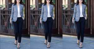 Pilihan Celana Panjang Sesuai Bentuk Tubuh Wanita