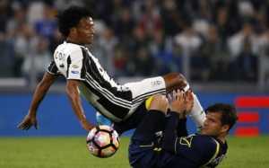 Menang atas Chievo, Juventus Lebih Percaya Diri Tantang Barcelona