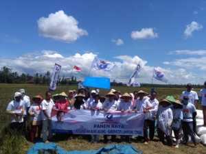 Petani Lampung Timur Taruh Harapan pada Partai Perindo