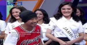 LIVE DAHSYAT: Wow, Denny Cagur Gombali 16 Wanita dalam 3 Menit!