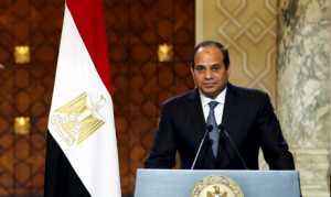 Presiden Mesir Bersumpah Buru Pelaku Bom Gereja