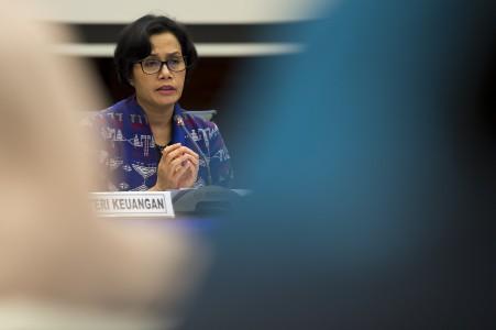 Sri Mulyani: Amerika Masih Memformulasikan Kebijakan Ekonominya