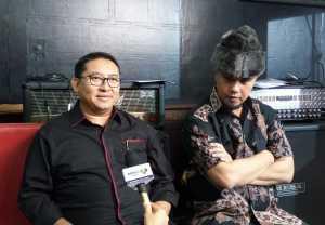 Berduet dengan Fadli Zon, Ahmad Dhani Rilis Lagu Bersajak