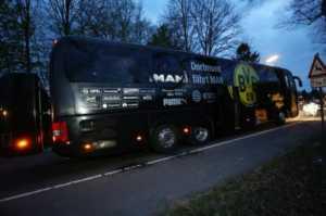 Kelompok Ekstrem Kanan Jerman Klaim Serang Bus Dortmund