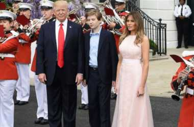 Uji Coba Rudal Gagal, Presiden Trump Nasihati Korut Agar Berkelakukan 'Baik'