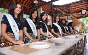 MISS INDONESIA 2017: Jadi Pribadi yang Lebih Dewasa, Finalis Sumatera Utara Kagumi Sosok Merry Riana