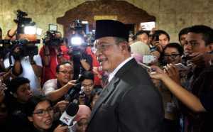 Wapres AS ke Indonesia, Menko Darmin: Mestinya Tidak Bahas Freeport