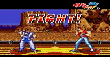 Game Retro 'Fatal Fury 2' & 'Over Top' Mendarat di Xbox One