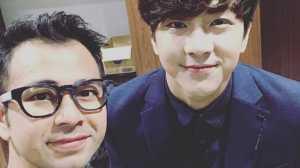 Selfie Bareng Thunder, Raffi Ahmad Bikin Fans Iri