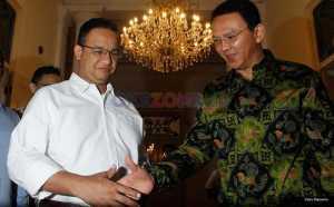 TOP NEWS (3): Bertemu di Balai Kota, Anies-Ahok Ajak Warga Jakarta Jaga Persatuan
