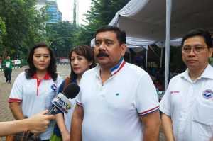 DPW Perindo DKI: Pak Hary Terjun Langsung ke Warga untuk Menangkan Anies-Sandi