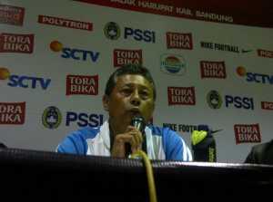 Hadapi MU di Liga 1 2017, Persela Incar Tiga Poin
