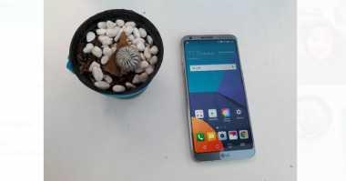 """""""Kencan Singkat"""" dengan LG G6, Sang Penantang Galaxy S8"""