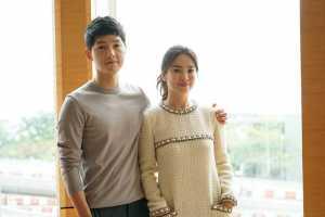Diam-Diam Song Joong Ki Susul Hye Kyo Liburan Singkat ke New York