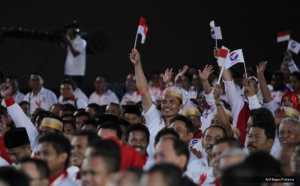 Masuk 4 Besar Parpol Pilihan Warga Jakarta, Ramdan: Rakyat Cinta Program Perindo