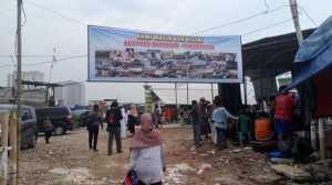Warga Kampung Aquarium: Hentikan Reklamasi Teluk Jakarta Selamanya!