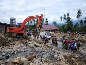 Bencana Longsor di Aceh, 5 Dapur Umum Beroperasi hingga Tanggap Darurat Berakhir