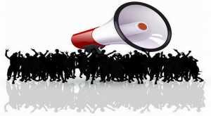 Polres Pamekasan Bubarkan Unjuk Rasa Tak Berizin