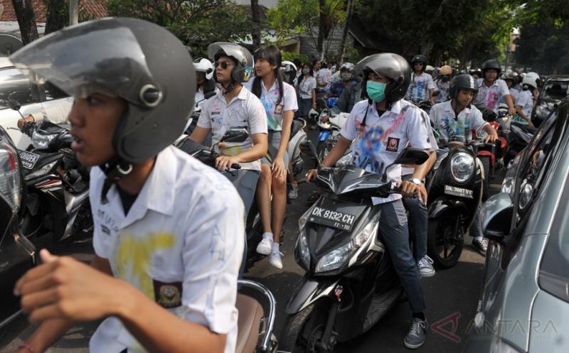 Kepala Sekolah Diminta Antisipasi Konvoi Siswa Pasca Kelulusan UN
