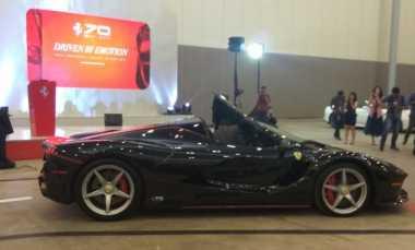 TOP AUTOS OF THE WEEK: Ferrari LaFerrari Aperta Mendarat di Indonesia