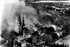 HISTORIPEDIA: Jerman Mulai Operasi Bombardir Kota-Kota Bersejarah Inggris