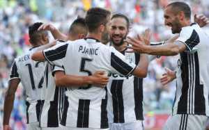 Duh! Pelatih Timnas Prancis Lebih Menjagokan Juventus Lolos ke Semifinal ketimbang Monaco