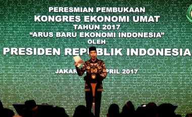 \Di Hadapan Jokowi, MUI Ungkap Kekhawatiran akan Ketimpangan di Indonesia\