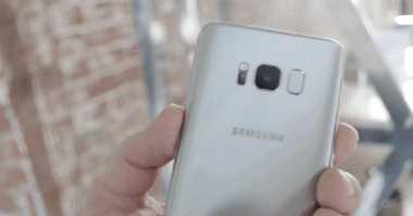 Selain Layar, Penempatan Sensor Sidik Jari Samsung Juga Timbulkan Masalah?