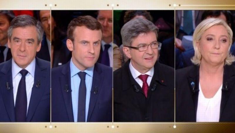 Pilpres Resmi Dimulai, Lebih dari 60 Ribu TPS Dibuka di Prancis
