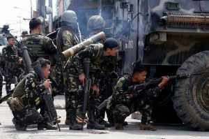 Hendak Culik Wisatawan, Tiga Anggota Militan Abu Sayyaf Dibunuh Polisi