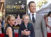 Chris Pratt Terima Bintang Hollywood <i>Walk of Fame</i>