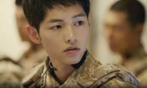 Song Joong Ki Yakin The Battleship Island Laris Manis