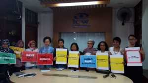 Ungkap Kasus Novel Baswedan, ICW & Perempuan Anti Korupsi Minta Jokowi Bentuk Tim Khusus