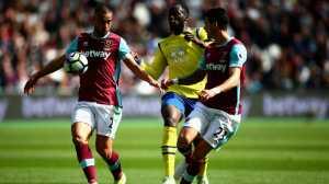 Hasil Liga Inggris Semalam: West Ham United Gagal Raih Tiga Poin di Pekan ke-34