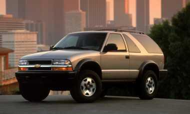 Chevrolet Blazer Akan Dihidupkan Lagi
