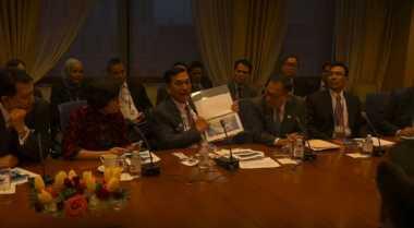 \Ke Amerika, Sri Mulyani Godok Persiapan Pertemuan IMF-World Bank 2018\