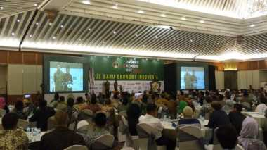 \Dibuka Jokowi, Wapres JK Tutup Kongres Ekonomi Umat\