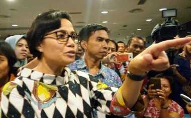 \BUSINESS HITS: Sri Mulyani Curhat Masalah Perpajakan pada Menkeu AS   \