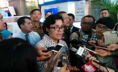 \TREN BISNIS: Kapal Raksasa Mampir ke Priok hingga Sri Mulyani Kunjungi IMF   \