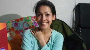 Ulang Tahun, Mieke Amalia Dapat Kejutan Es Krim dari Pemain Dunia Terbalik