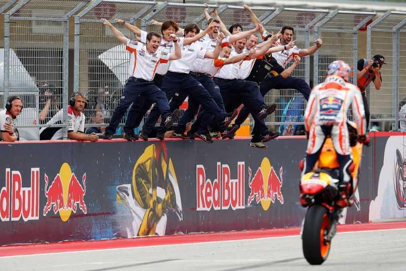 Marquez Rajai Sirkuit Austin, Vinales Gagal Cetak Hattrick Kemenangan MotoGP