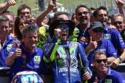 Valentino Rossi, Satu-satunya Pembalap yang Konsisten Naik Podium di MotoGP 2017