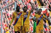 Benteke Hadirkan Mimpi Buruk Liverpool di Anfield