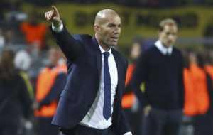Real Madrid Serbu Gawang Barcelona, Zidane Justru Tak Senang