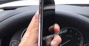 Bocoran Foto Ponsel Flagship Apple Terungkap