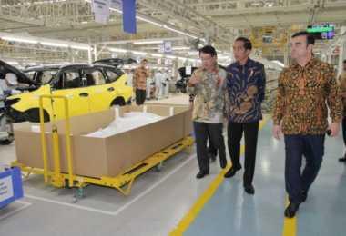 Menteri Airlangga: Pabrik Mitsubishi Bekasi Jadi Basis Produksi di Dunia