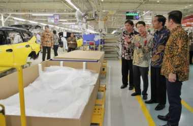 Setelah Pabrik, Mitsubishi Jajaki Bangun Fasilitas R&D di Indonesia