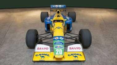 Mobil F1 Bekas Tunggangan Michael Schumacher Dilelang, Minat?