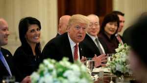 Presiden AS Serukan Sanksi Baru PBB Terhadap Korut